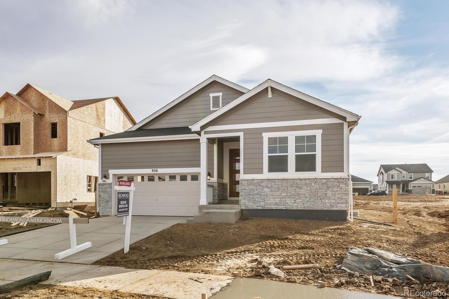 926  Twin Sister Circle, Erie, CO 80516 - #: 7385773
