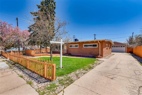 Photo of 490 Yukon Street, Lakewood, CO 80226 (MLS # 1975775)