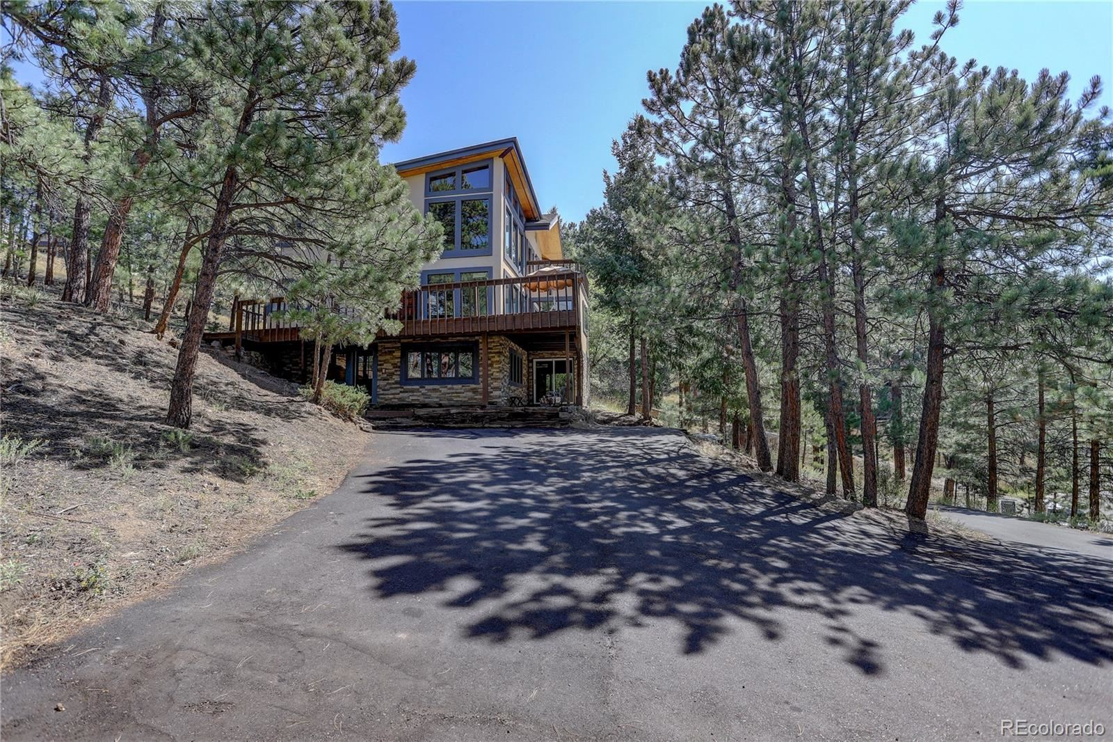 4520 Independence Trail, Evergreen, CO 80439 - #: 7652777