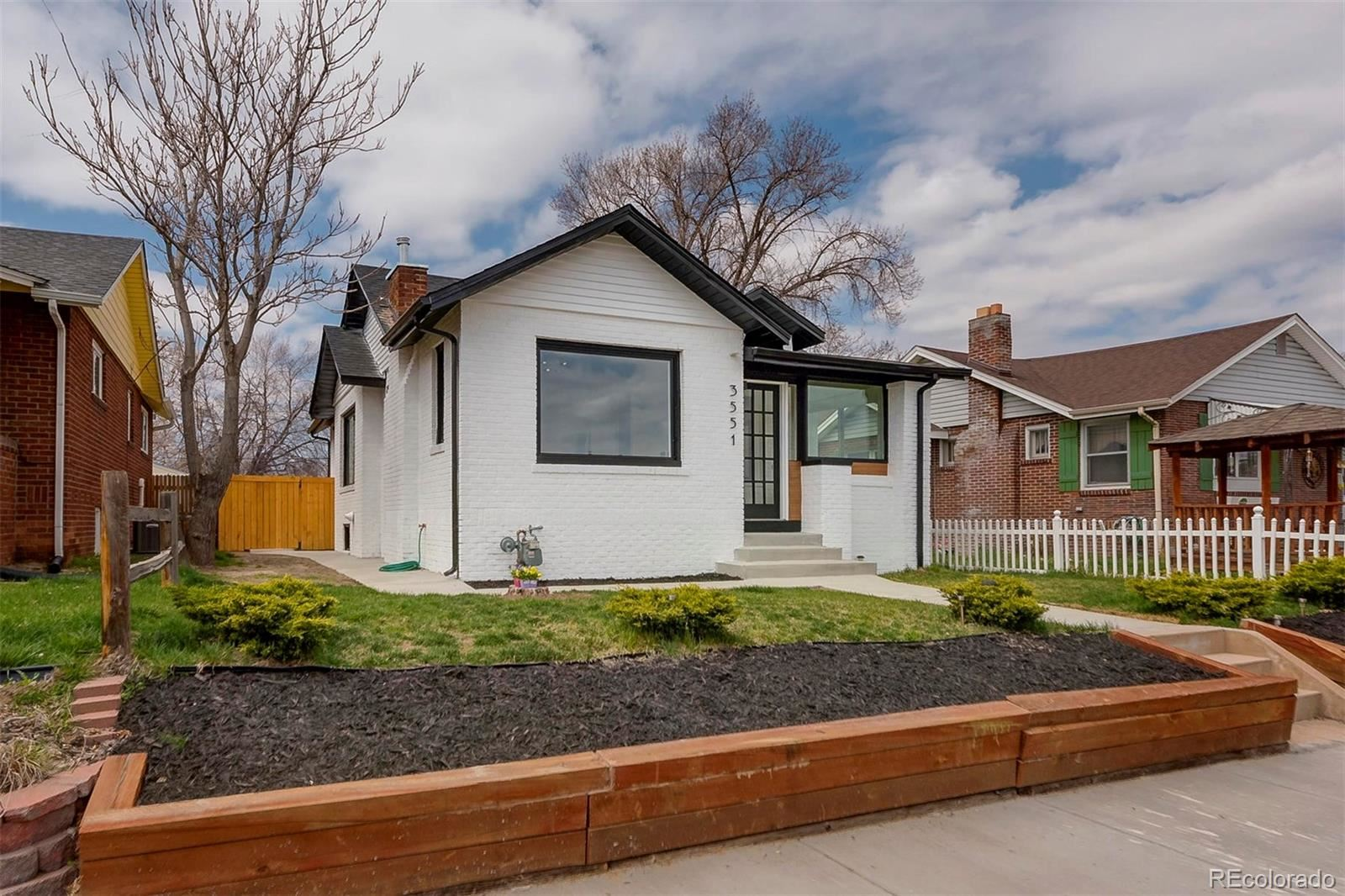 3551 N Garfield Street, Denver, CO 80205 - #: 9345777