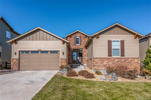 Photo of 15709 W 95th Place, Arvada, CO 80007 (MLS # 2070778)