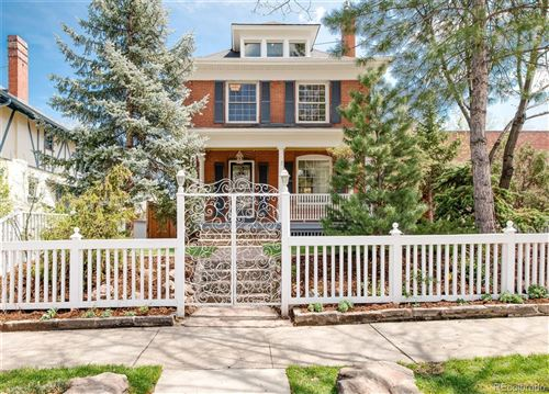 Photo of 1520 Adams Street, Denver, CO 80206 (MLS # 4978778)