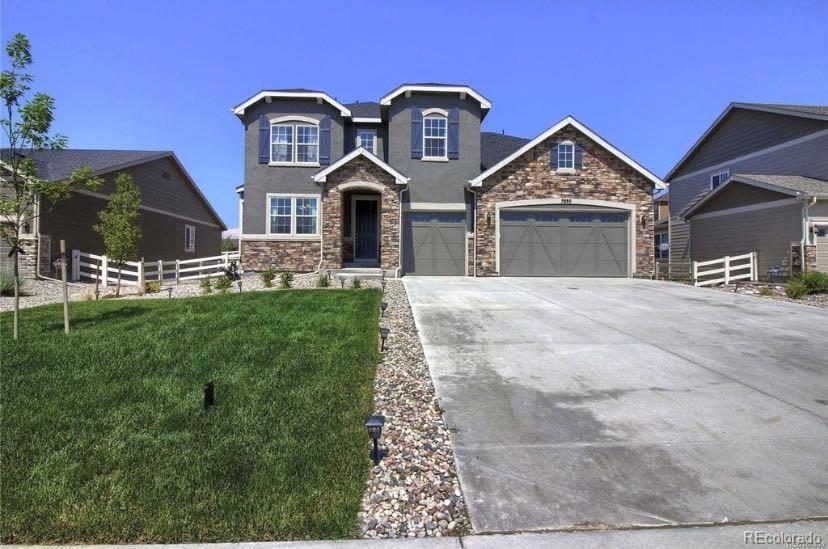 5889 Golden Field Lane, Castle Rock, CO 80104 - #: 1624779
