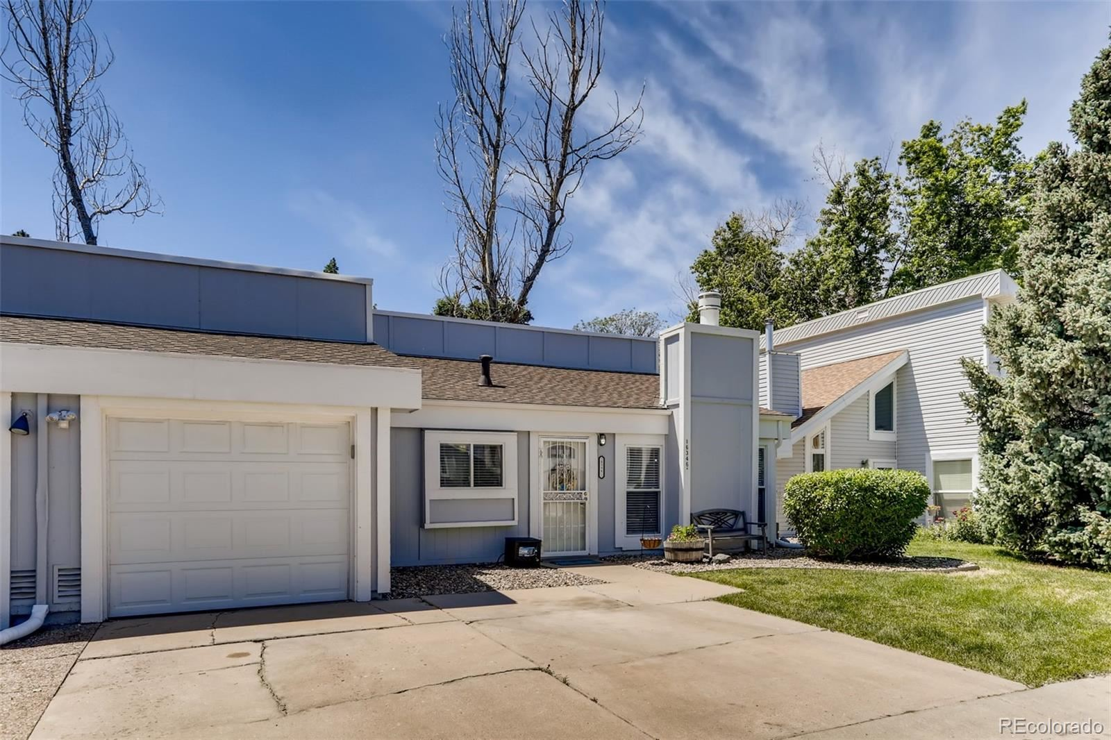 Photo of 16346 E Rice Place #A, Aurora, CO 80015 (MLS # 4665779)