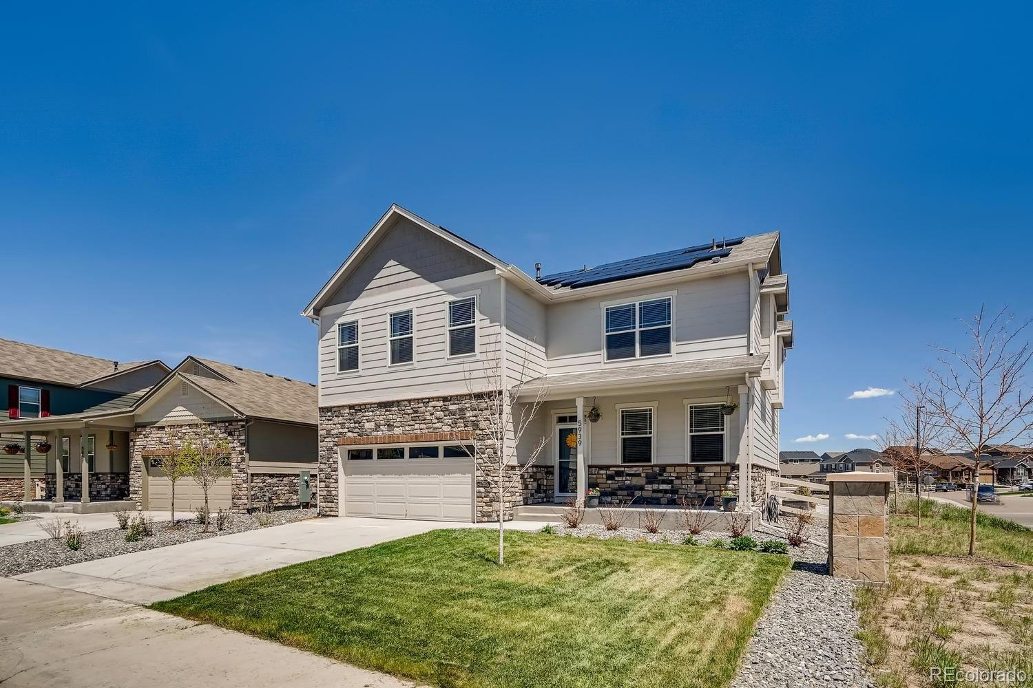5939  Echo Park Circle, Castle Rock, CO 80104 - #: 8622779