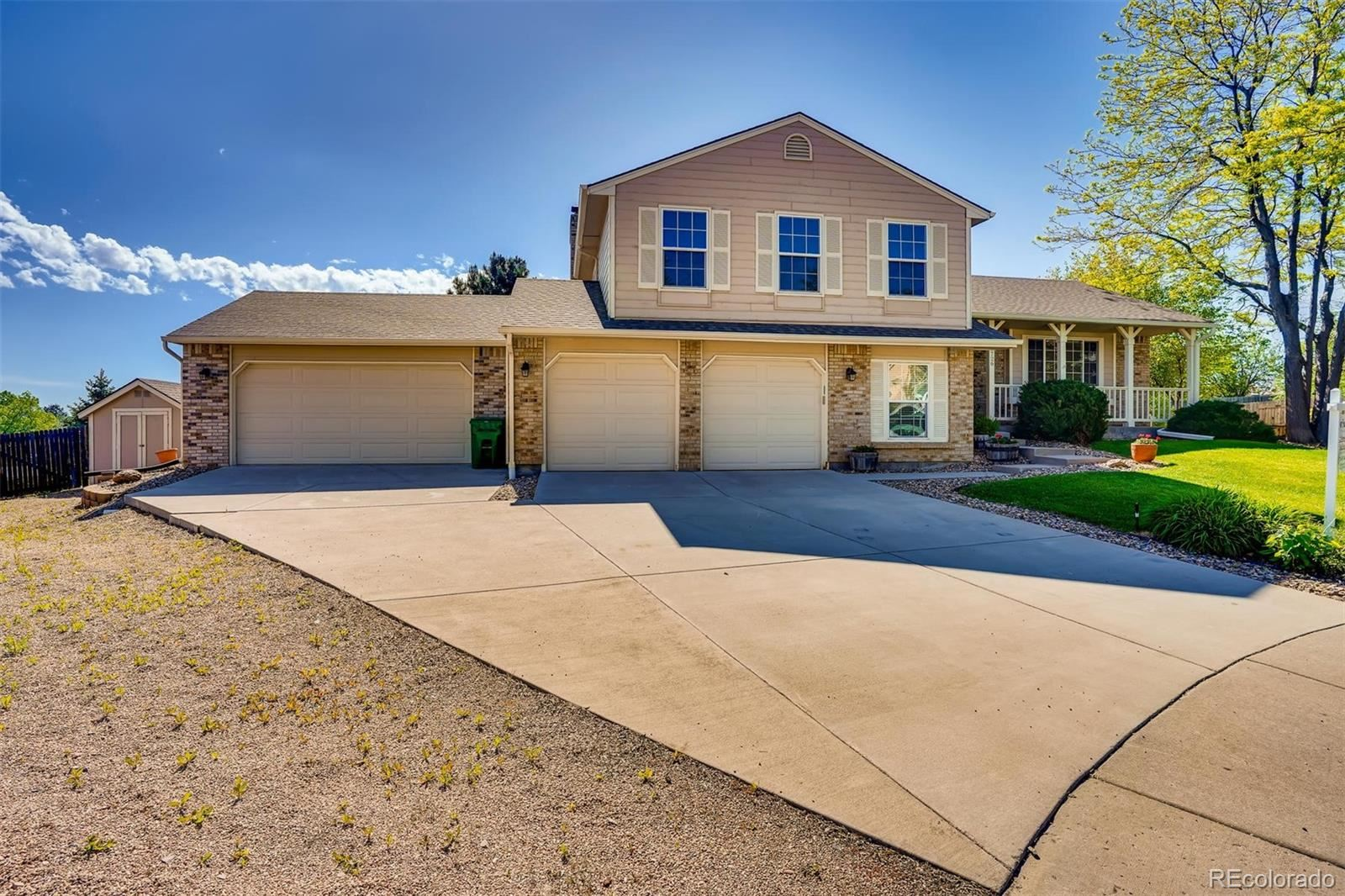 9726 W Morraine Avenue, Littleton, CO 80127 - #: 9279779