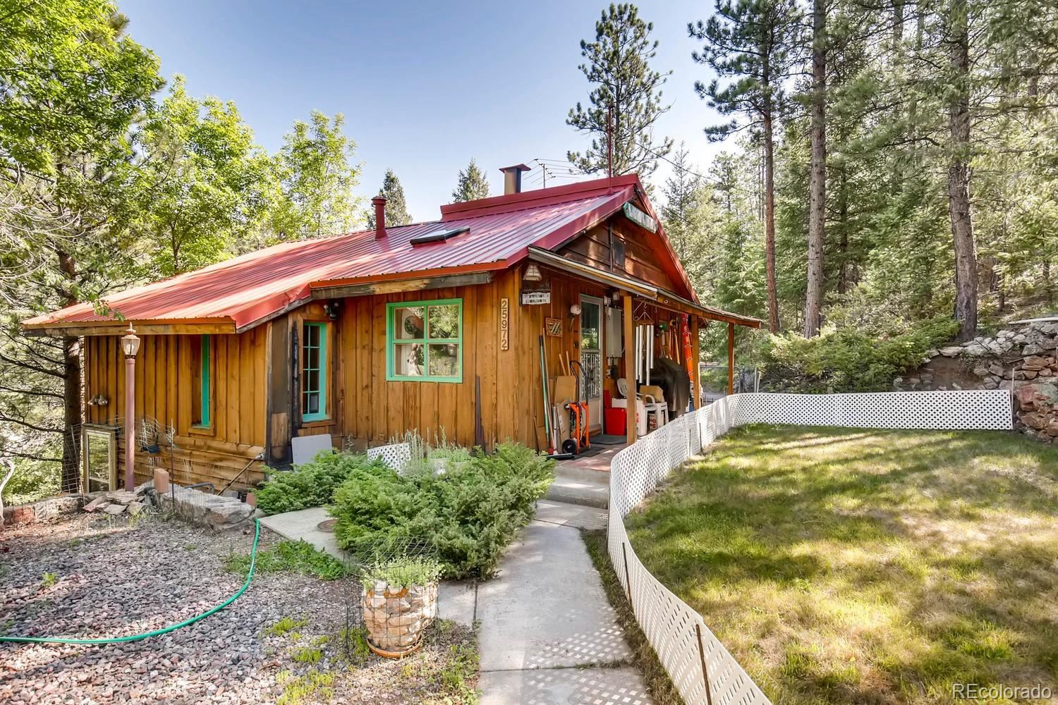 25972  Lines Lane, Kittredge, CO 80457 - #: 7245780