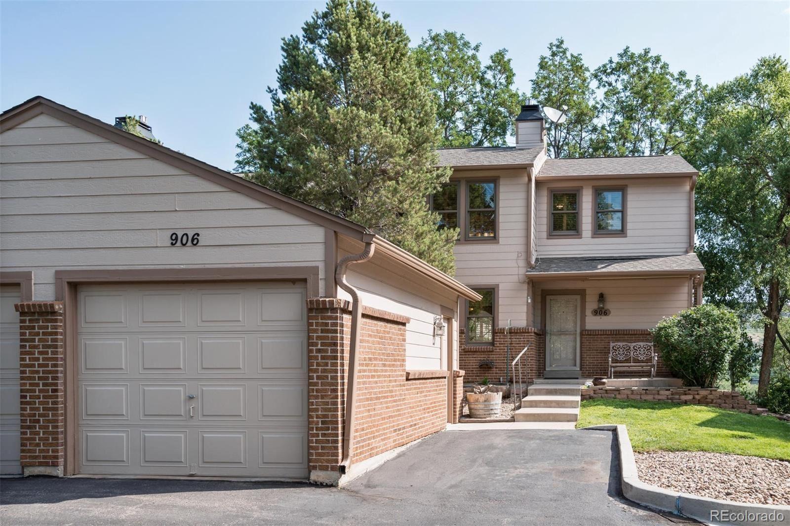 906 Homestake Drive, Golden, CO 80401 - #: 8330780