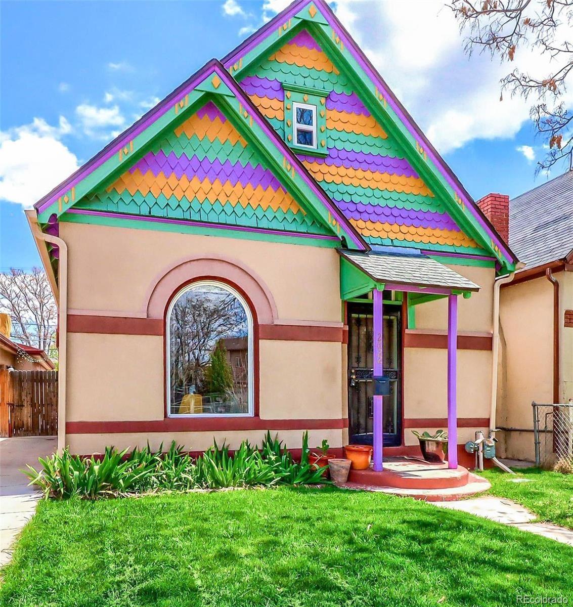 2622 N Downing Street, Denver, CO 80205 - #: 5593781