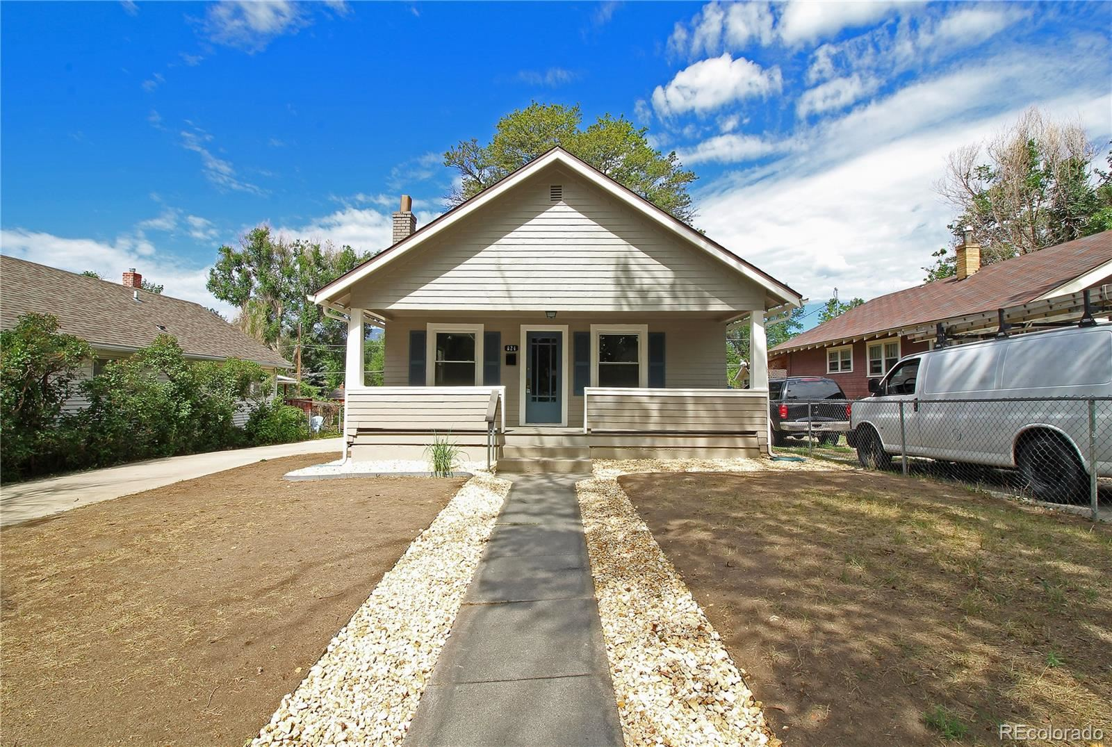 824 N Cedar Street, Colorado Springs, CO 80903 - #: 6870781