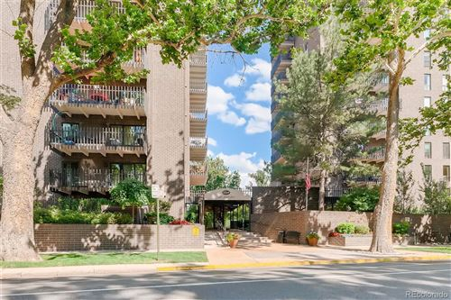 Photo of 460 S Marion Parkway #1701, Denver, CO 80209 (MLS # 5074782)