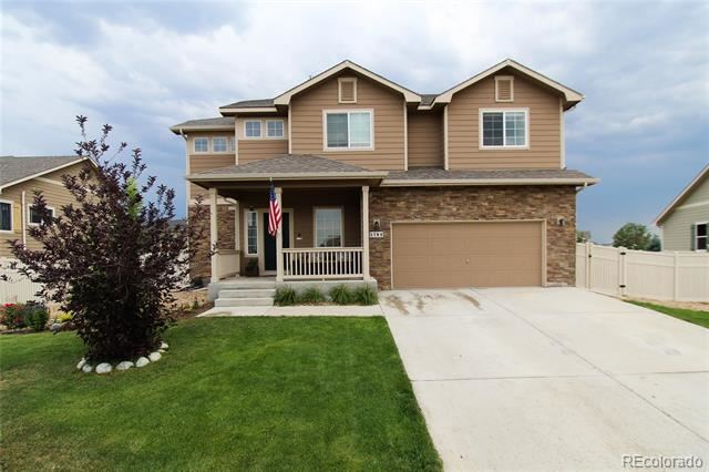 5764 Mt Shadows Boulevard, Firestone, CO 80504 - #: 2330782