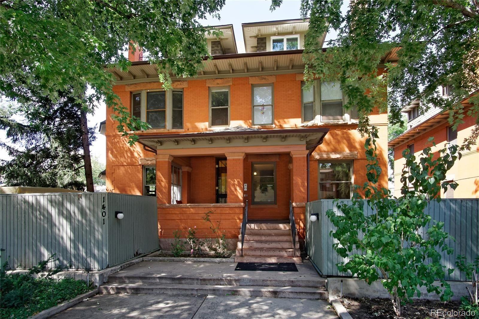 1401 N Franklin Street  7 #7, Denver, CO 80218 - #: 9855782