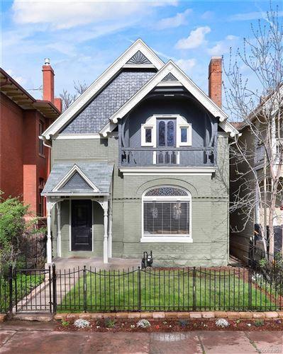 Photo of 2032 N Ogden Street, Denver, CO 80205 (MLS # 3928783)