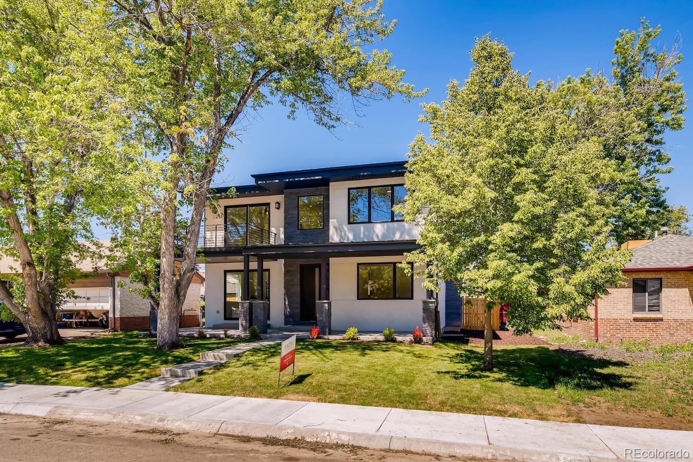 1179 S Jackson Street, Denver, CO 80210 - #: 4821784