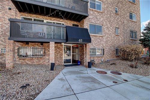 Photo of 65 Clarkson Street #402, Denver, CO 80218 (MLS # 8621785)