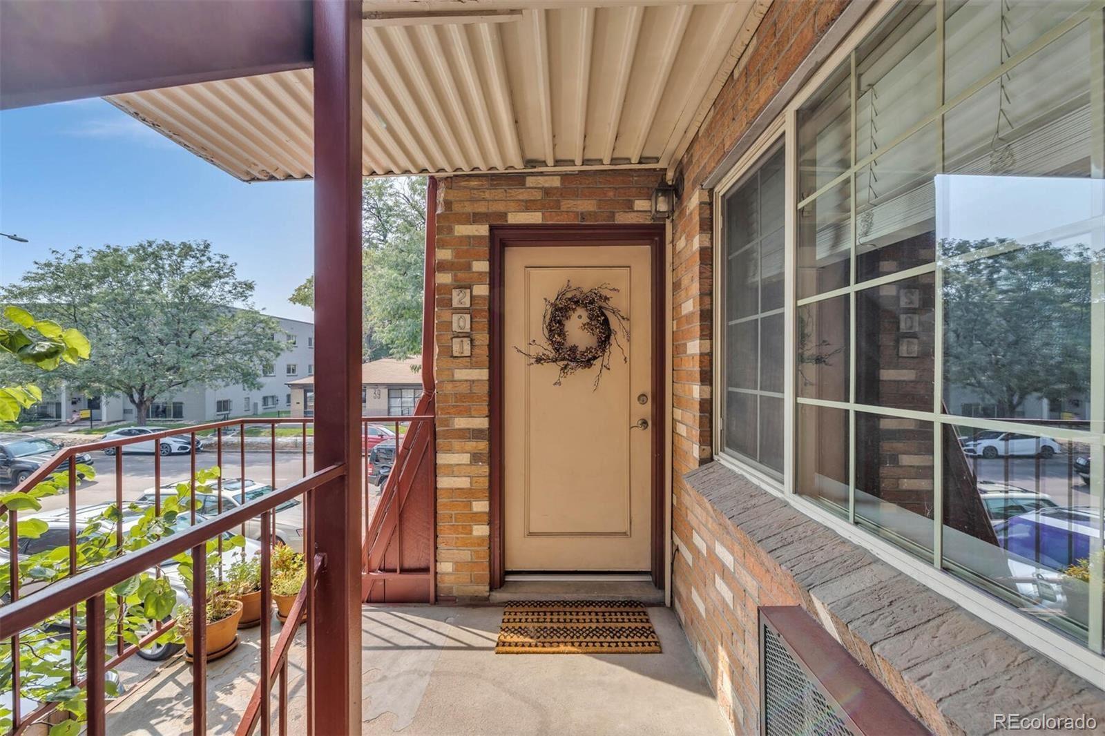 Photo of 36 N Emerson Street #201, Denver, CO 80218 (MLS # 5388785)