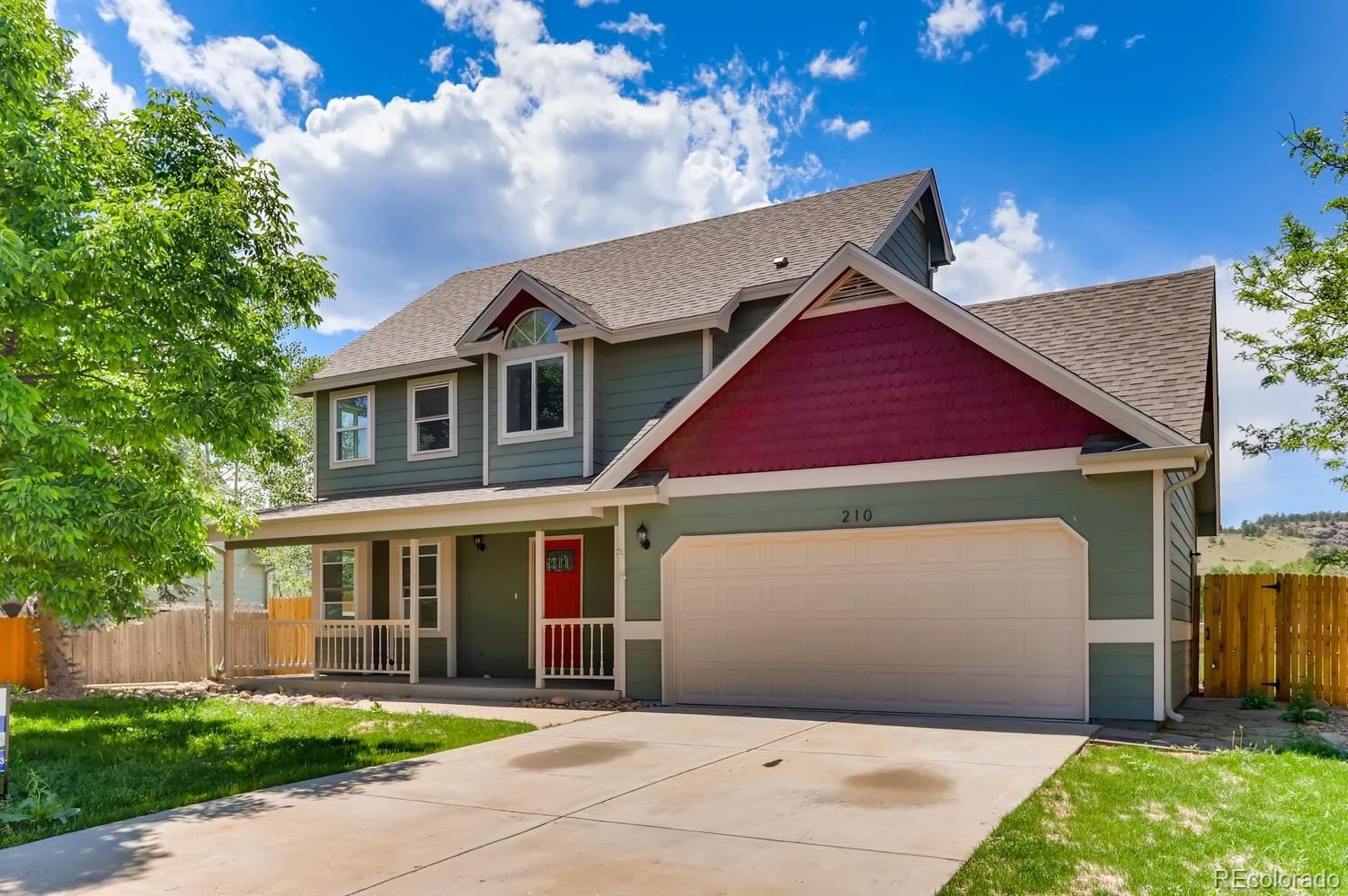 210 Welch Drive, Lyons, CO 80540 - #: 8771787