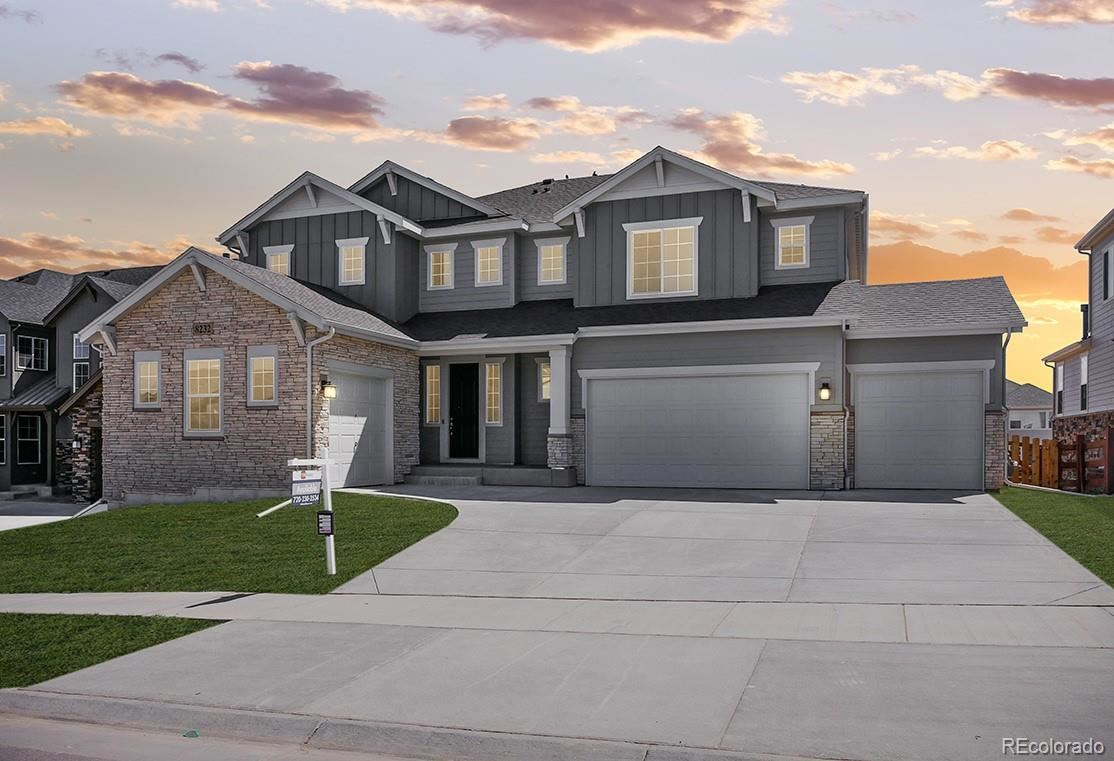 8232 S Langdale Way, Aurora, CO 80016 - #: 2716788