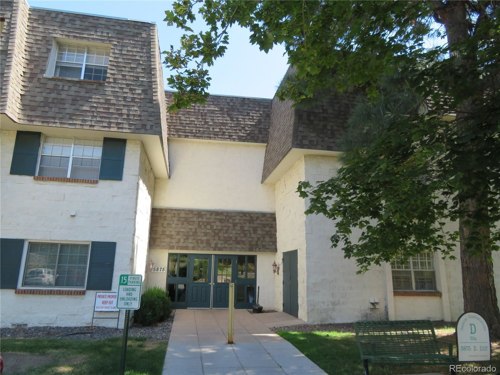 5875 E Iliff Avenue  215 #215, Denver, CO 80222 - #: 5748788
