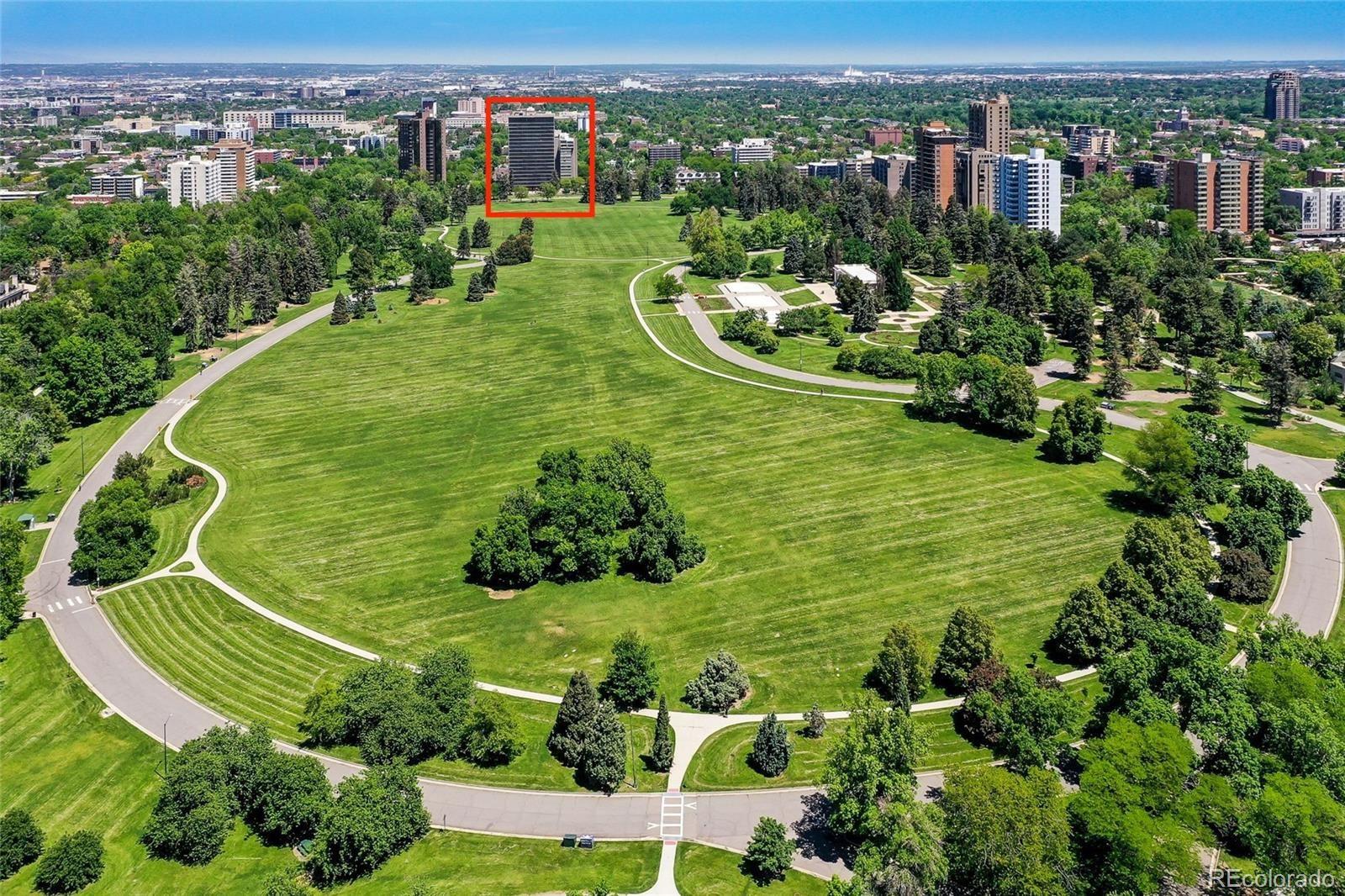 Photo of 1201 WILLIAMS Street #15C, Denver, CO 80218 (MLS # 2258792)