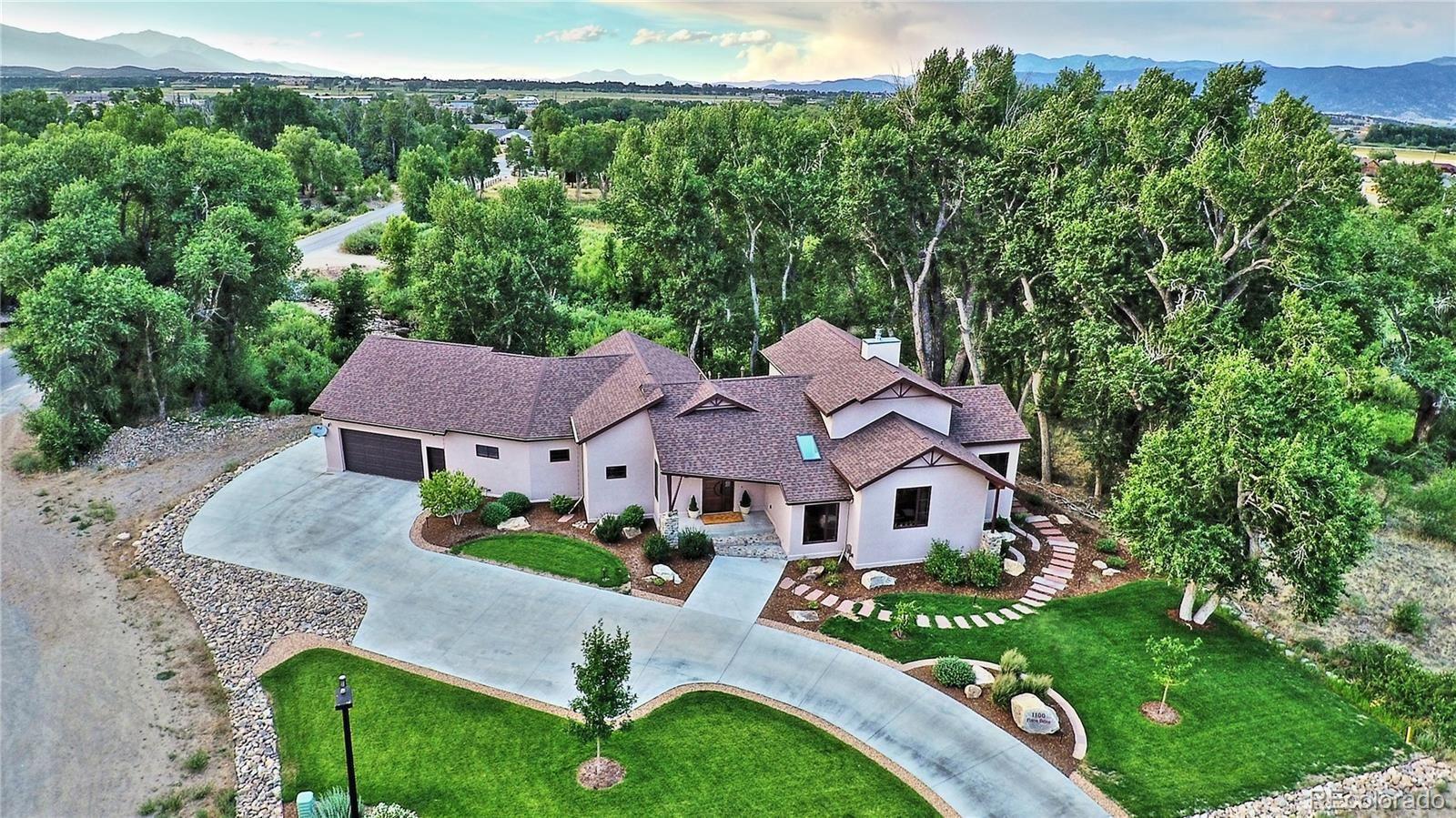 1100 Pinon Drive, Poncha Springs, CO 81242 - MLS#: 5933792