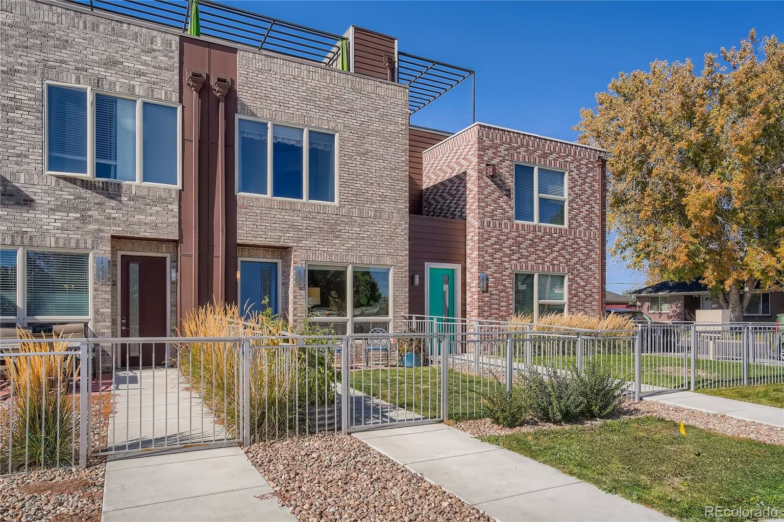Photo of 1591 Wolff Street, Denver, CO 80204 (MLS # 7895792)