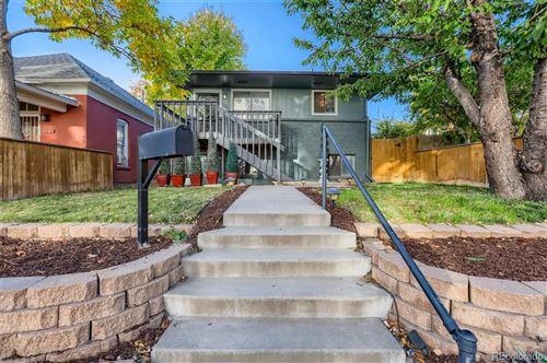 Photo of 3233 Meade Street, Denver, CO 80211 (MLS # 5713793)