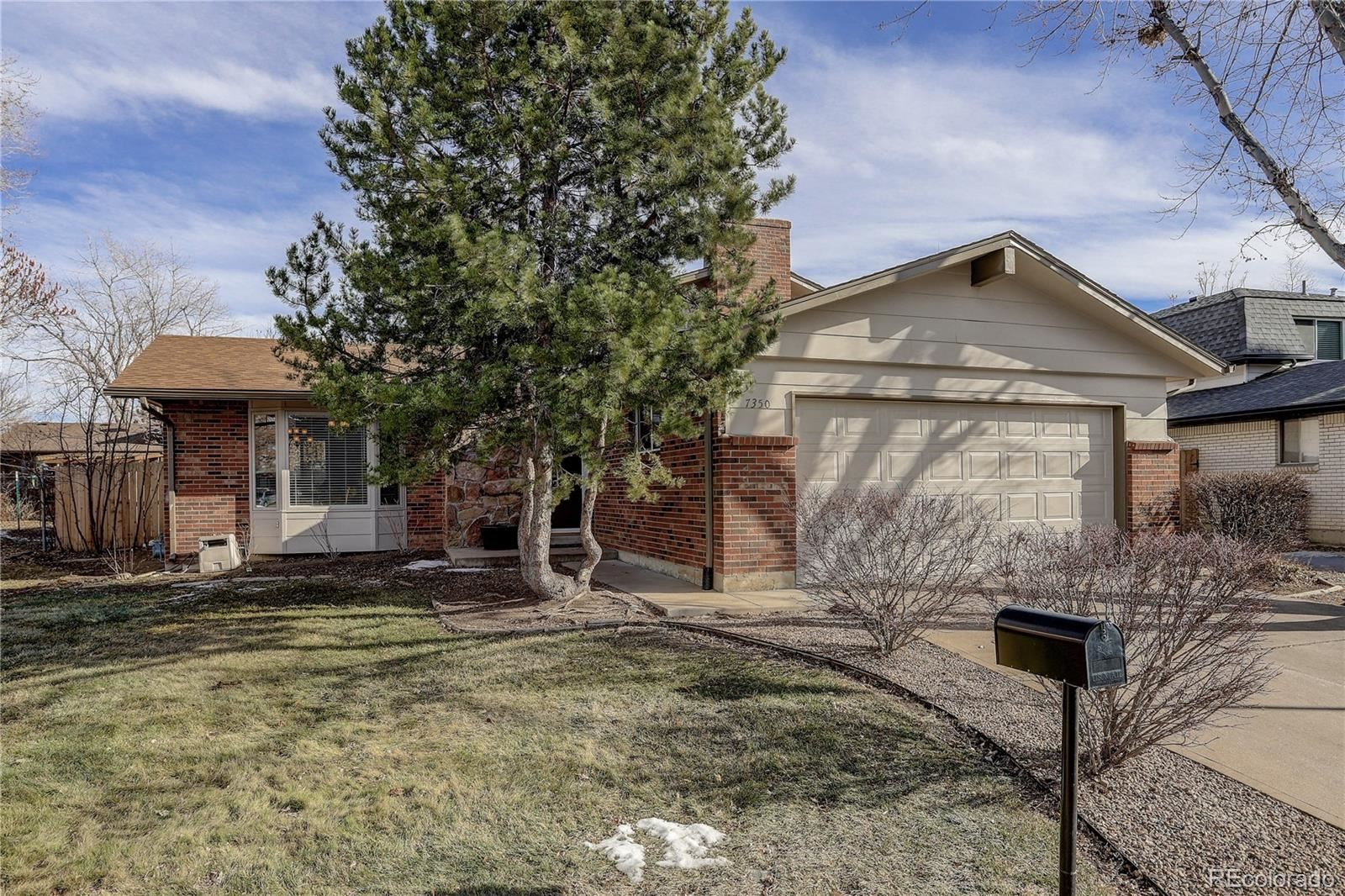 7350 S Eudora Court, Centennial, CO 80122 - #: 4161795