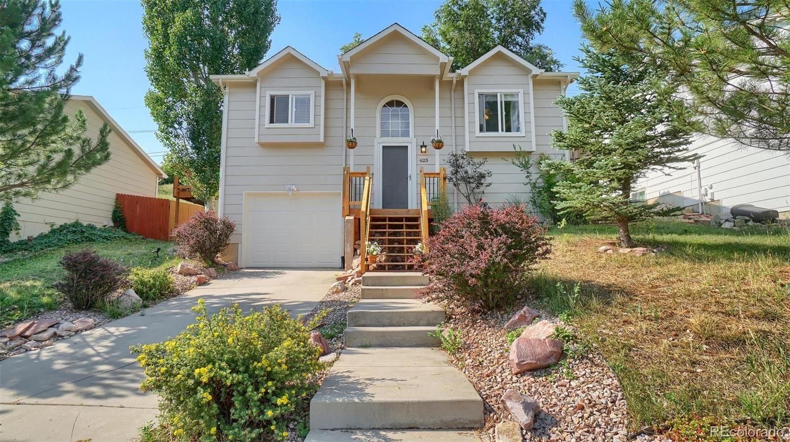 623 W Monument Street, Colorado Springs, CO 80905 - #: 4961798