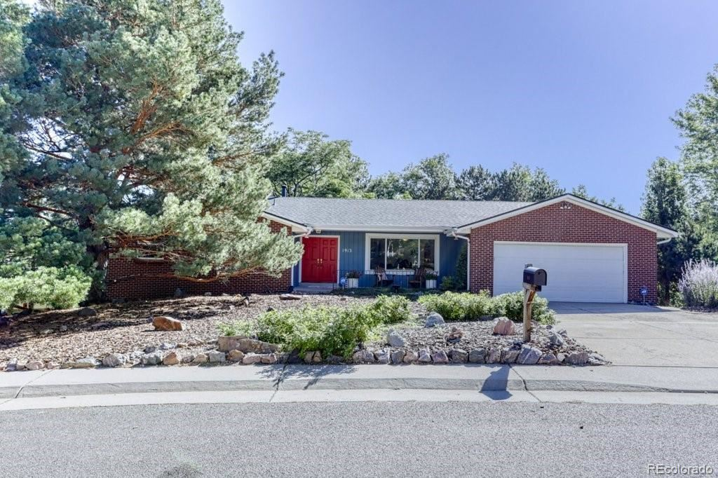 1913 Sage Drive, Golden, CO 80401 - #: 3266799