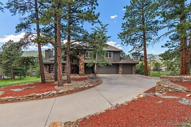 1314 Solitude Lane, Evergreen, CO 80439 - #: 8078799