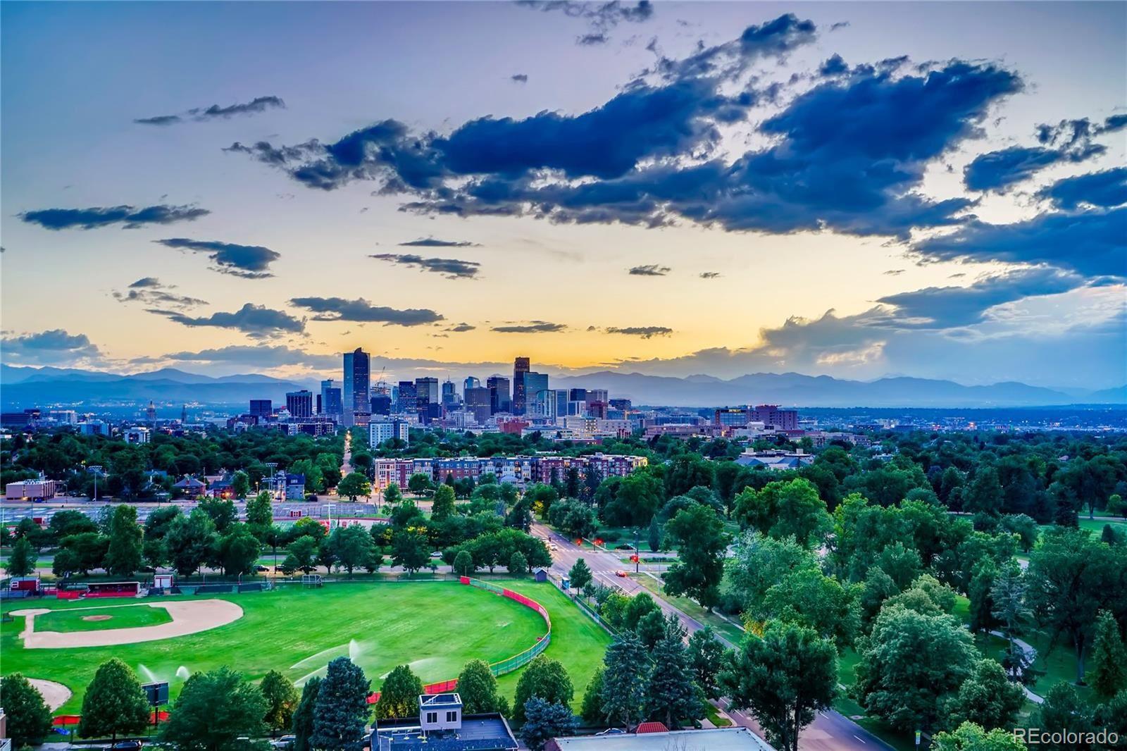 2990 E 17th Avenue #1601, Denver, CO 80206 - #: 1613800
