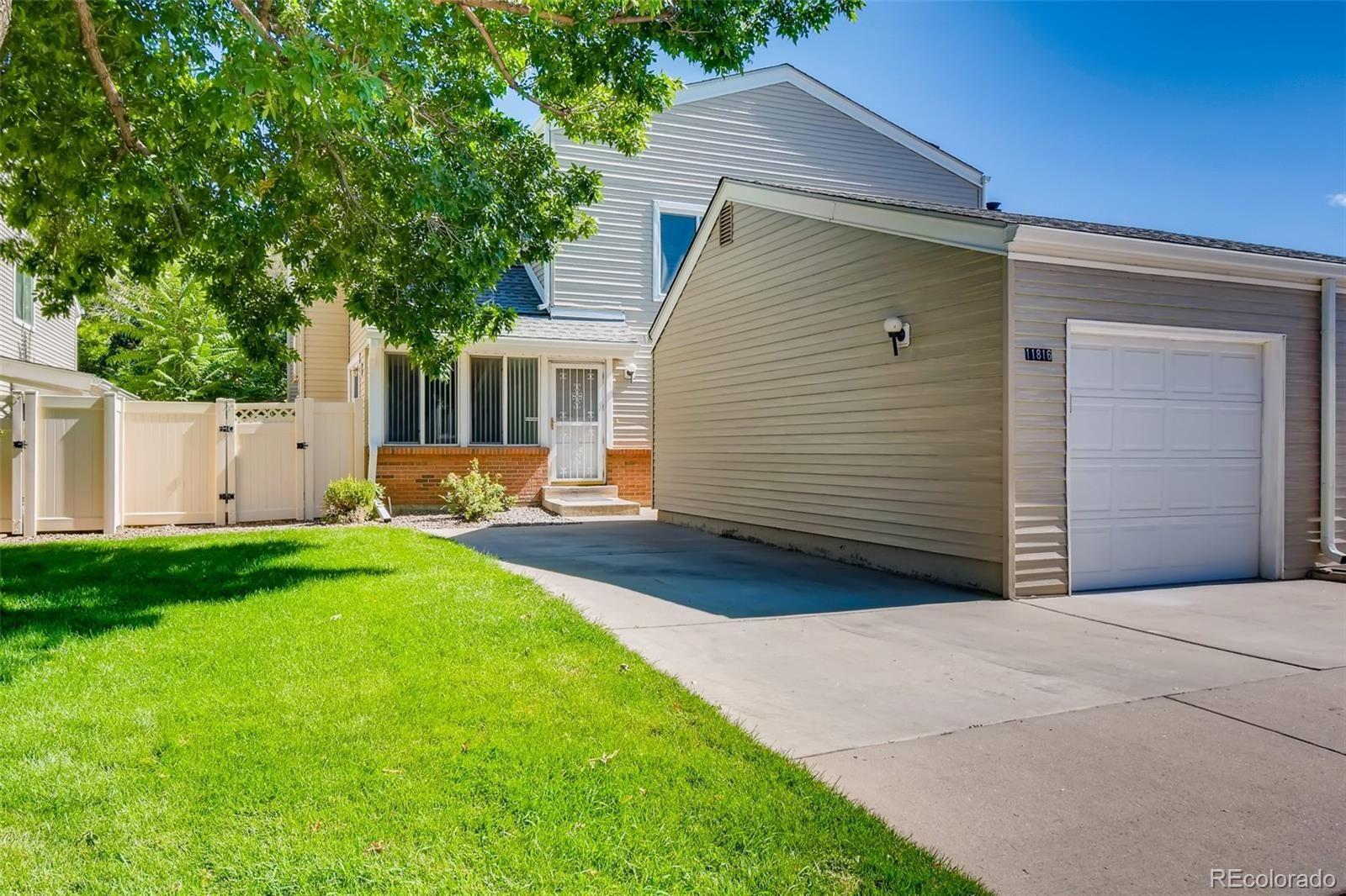 Photo of 11816 Garfield Street, Thornton, CO 80233 (MLS # 5171800)
