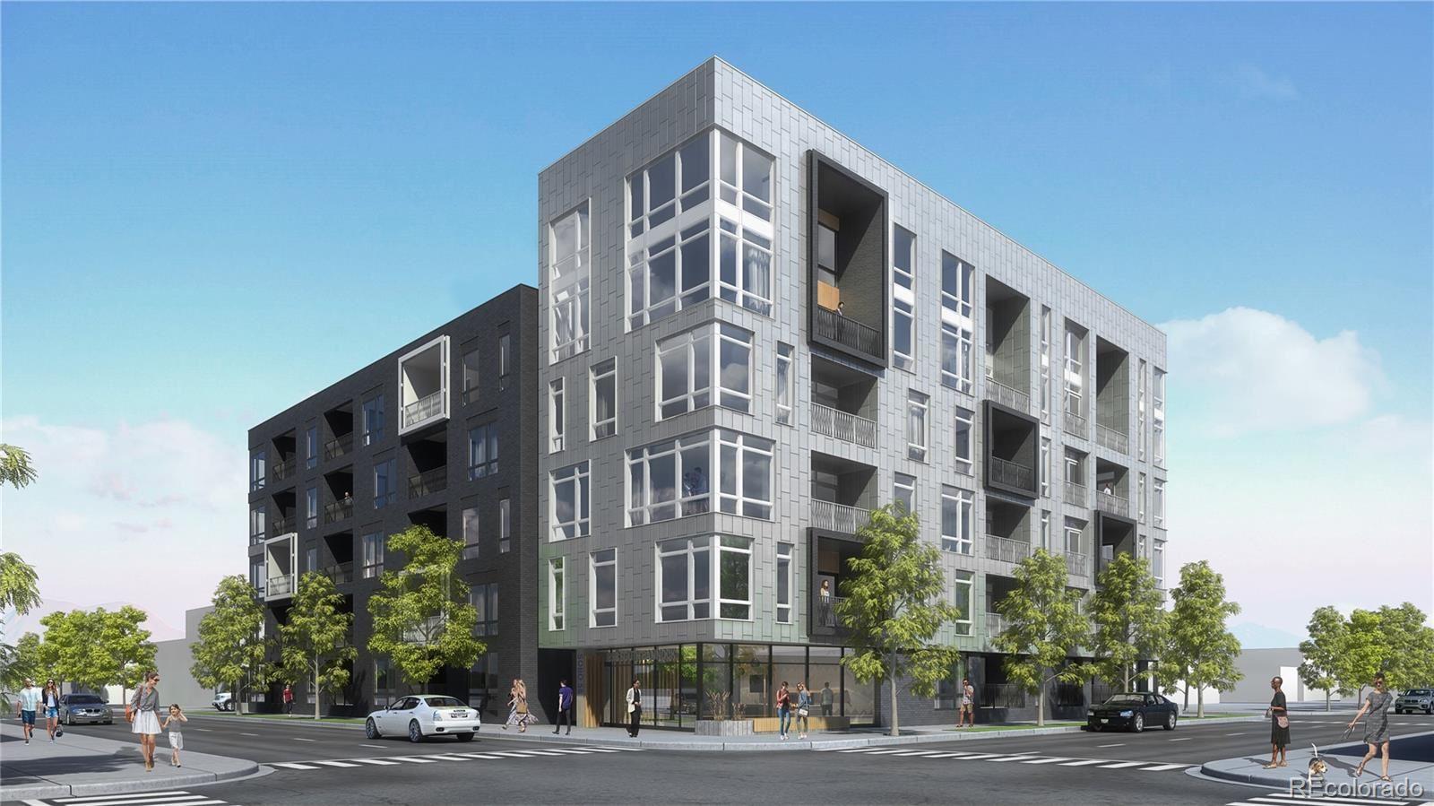 1898 S Bannock Street #404, Denver, CO 80223 - MLS#: 6555801