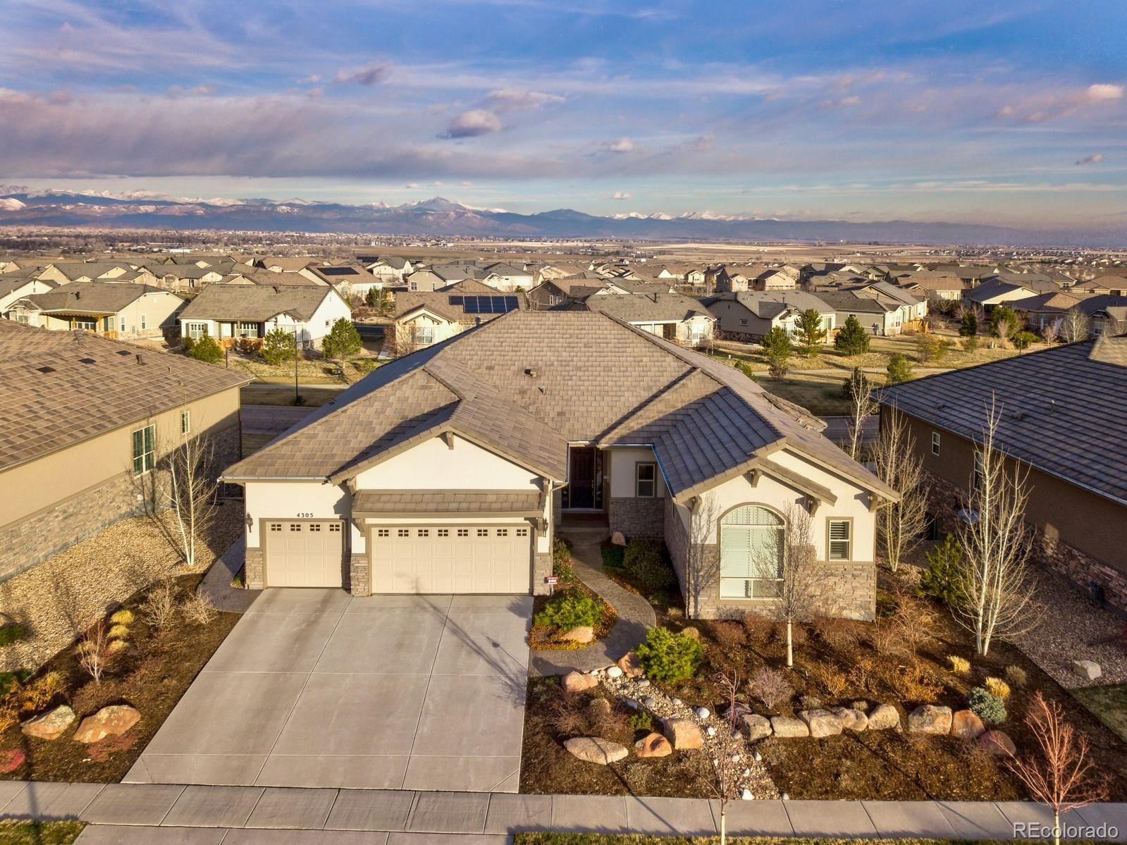 4305  San Luis Way, Broomfield, CO 80023 - #: 7713801