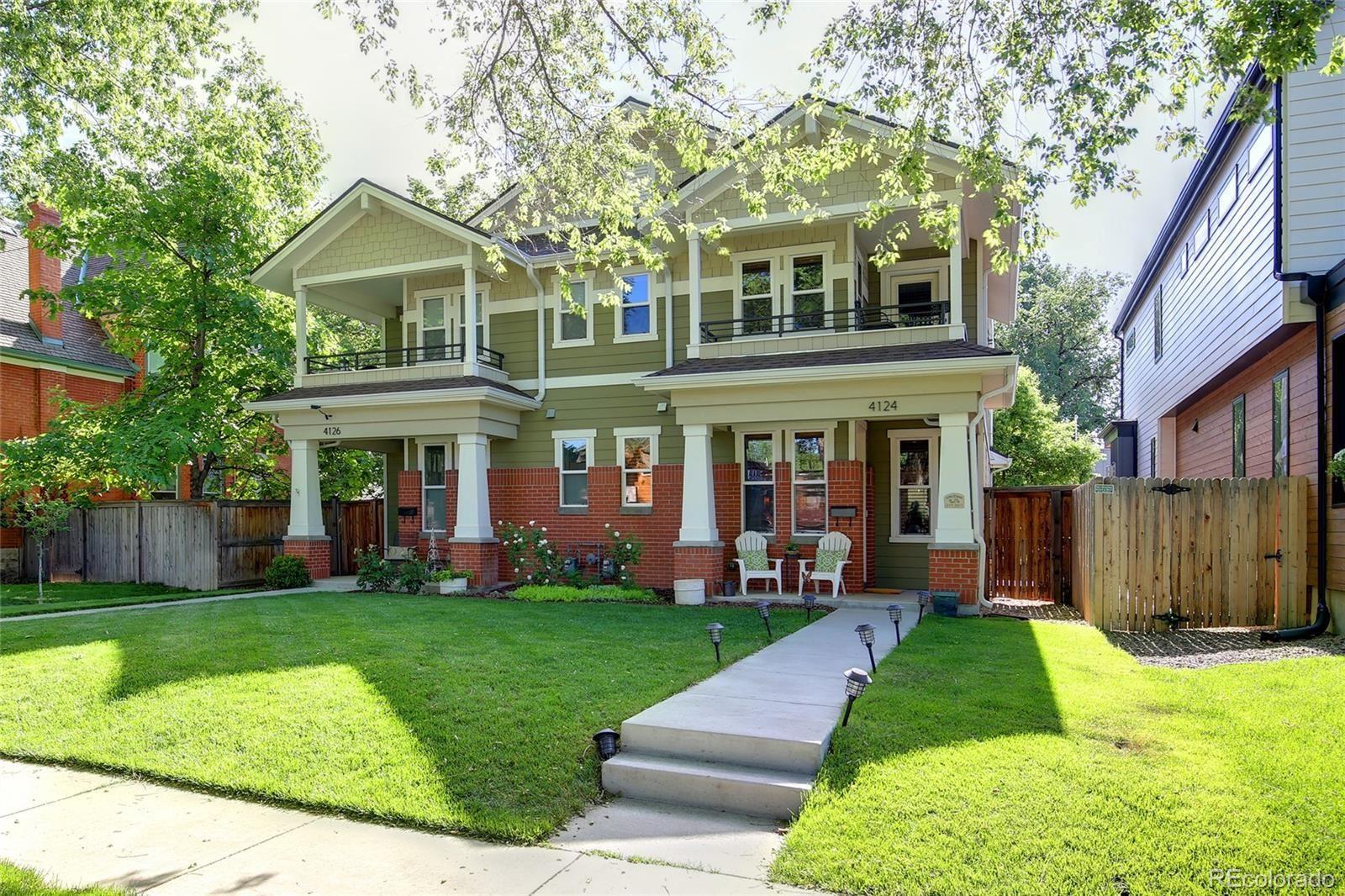4124 N Raleigh Street, Denver, CO 80212 - MLS#: 9110801