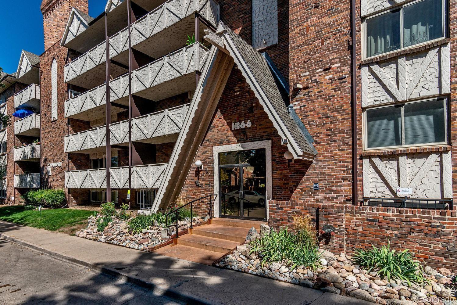 1366 N Garfield Street #306, Denver, CO 80206 - MLS#: 8325802