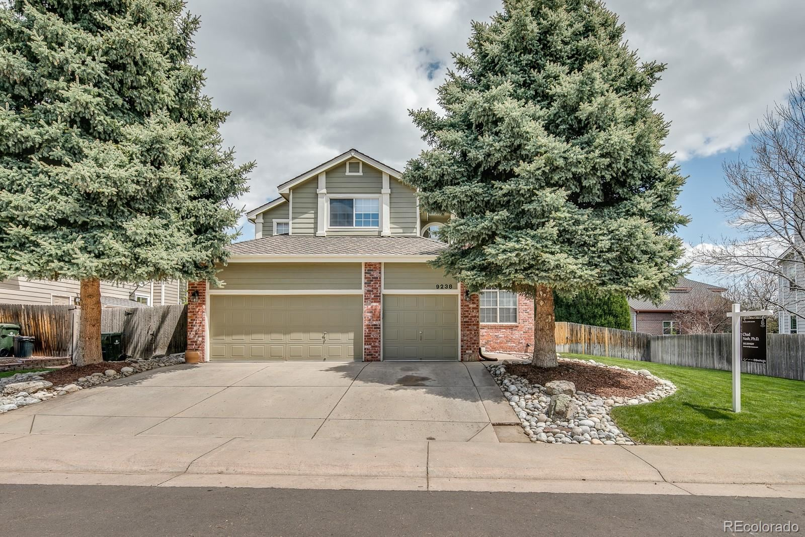 9238  Wolfdale Drive, Lone Tree, CO 80124 - #: 9783802