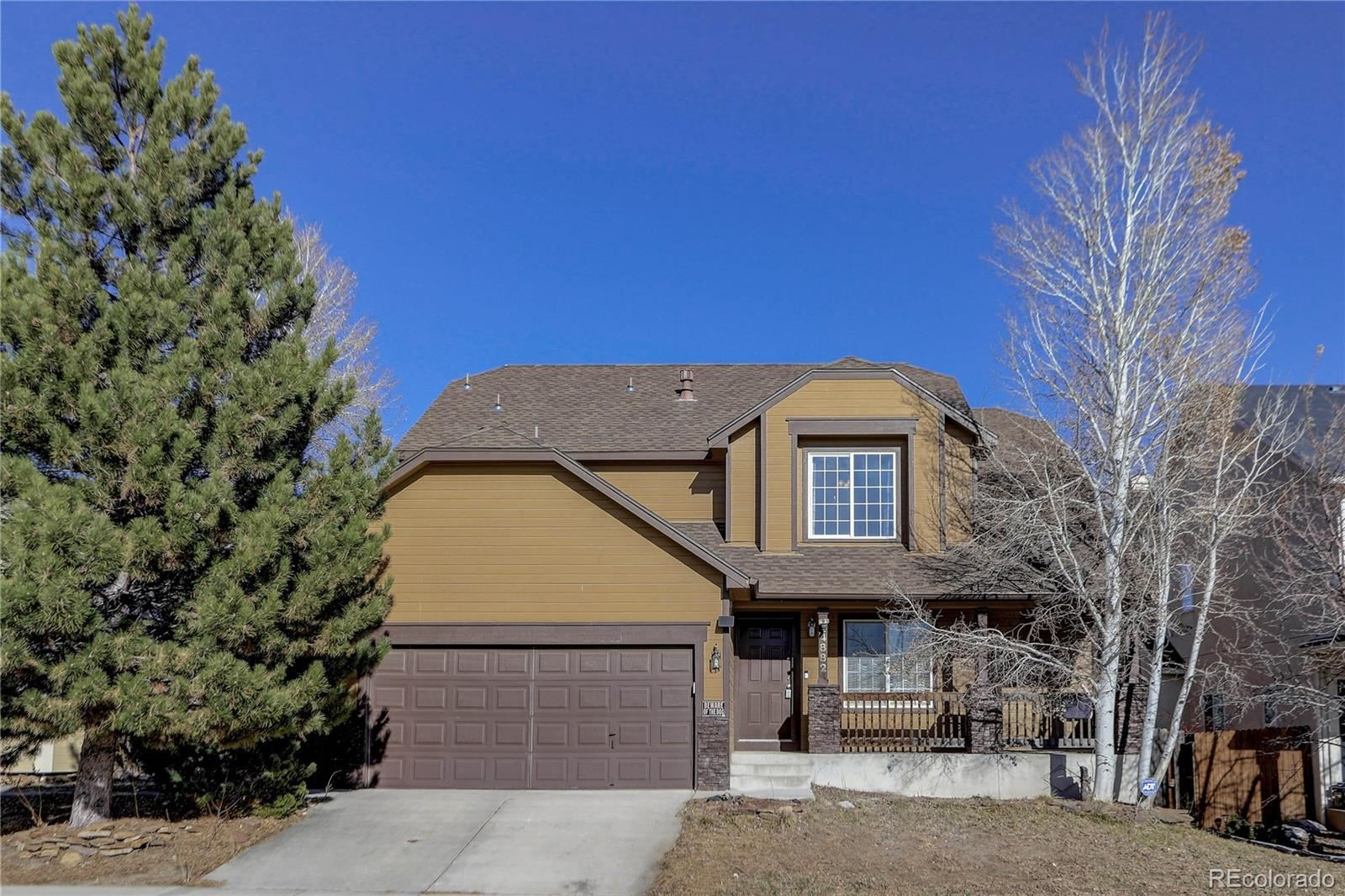 4882  Spotted Horse Drive, Colorado Springs, CO 80923 - #: 8041803