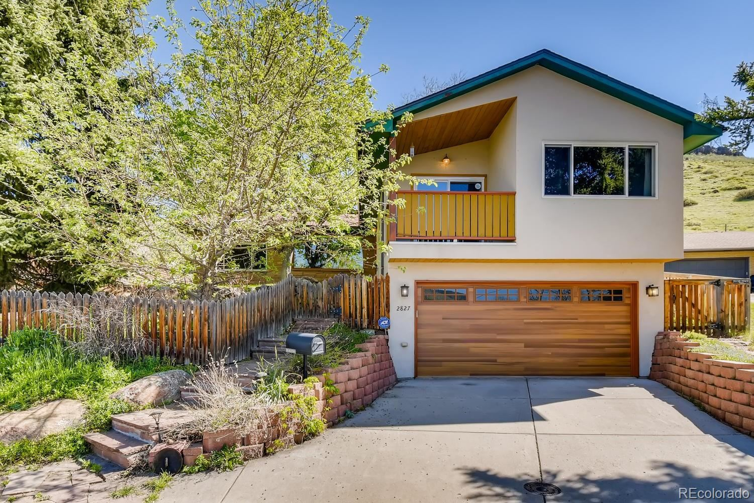 2827 Sunset Drive, Golden, CO 80401 - #: 9896803