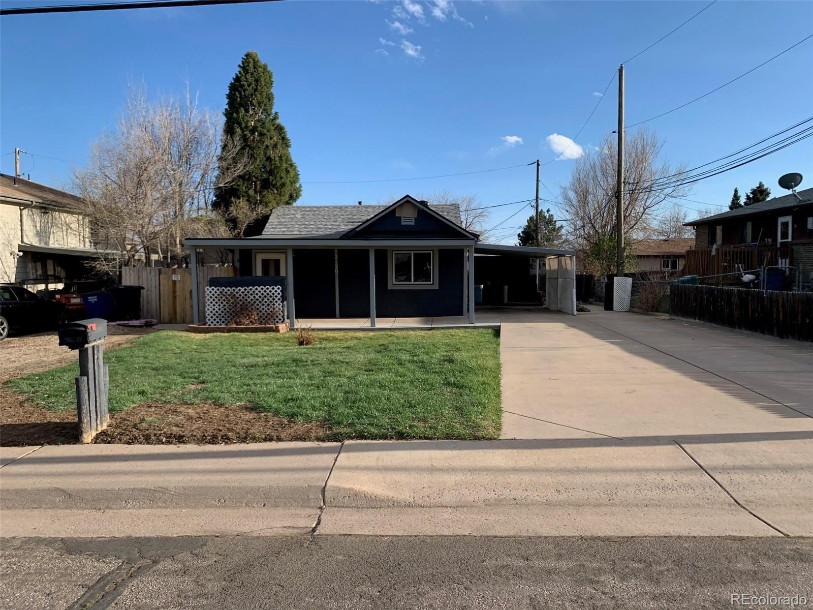 2120 W Baker Avenue, Englewood, CO 80110 - #: 6465804