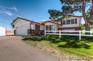 Photo of 8752 N State Highway 83, Parker, CO 80134 (MLS # 8074804)
