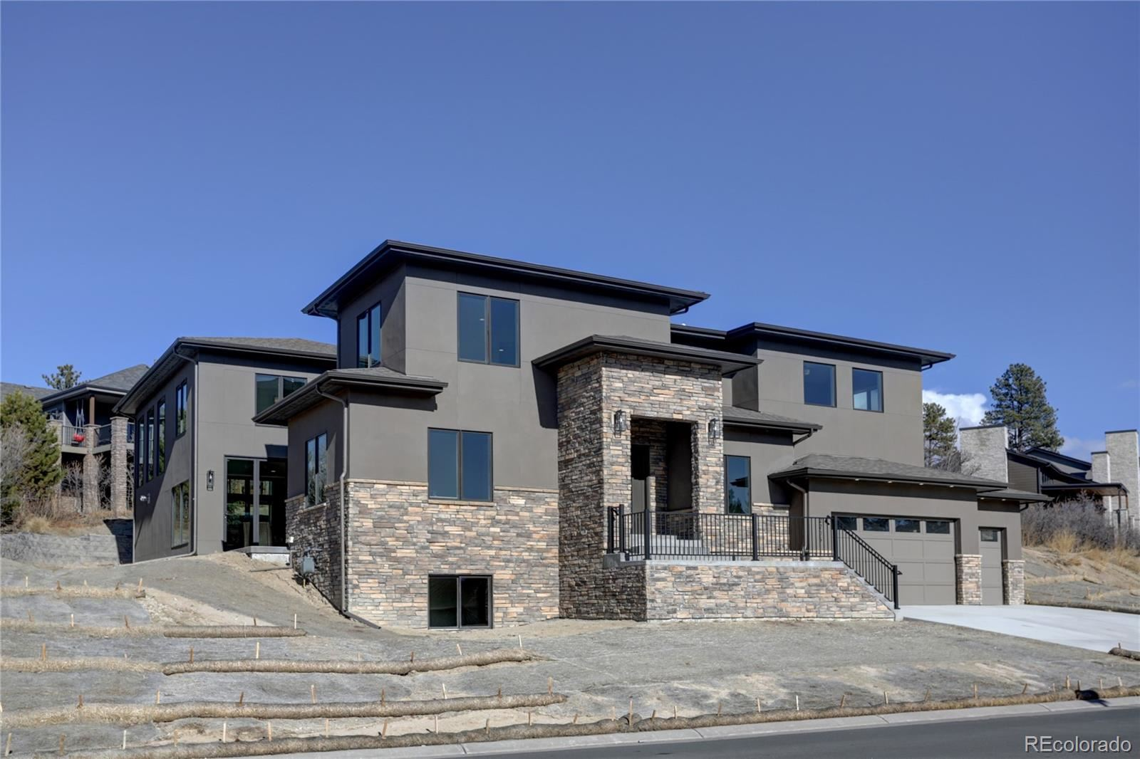 2205  Saddleback Drive, Castle Rock, CO 80104 - #: 2221807