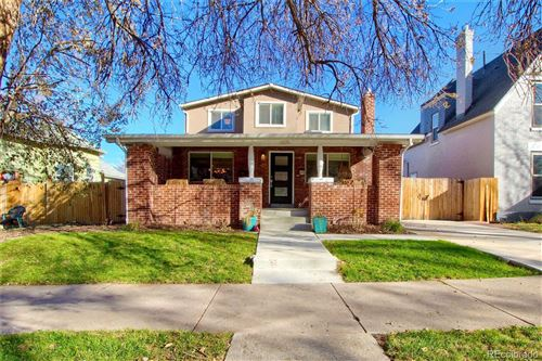Photo of 2526 North Gaylord Street, Denver, CO 80205 (MLS # 4696809)