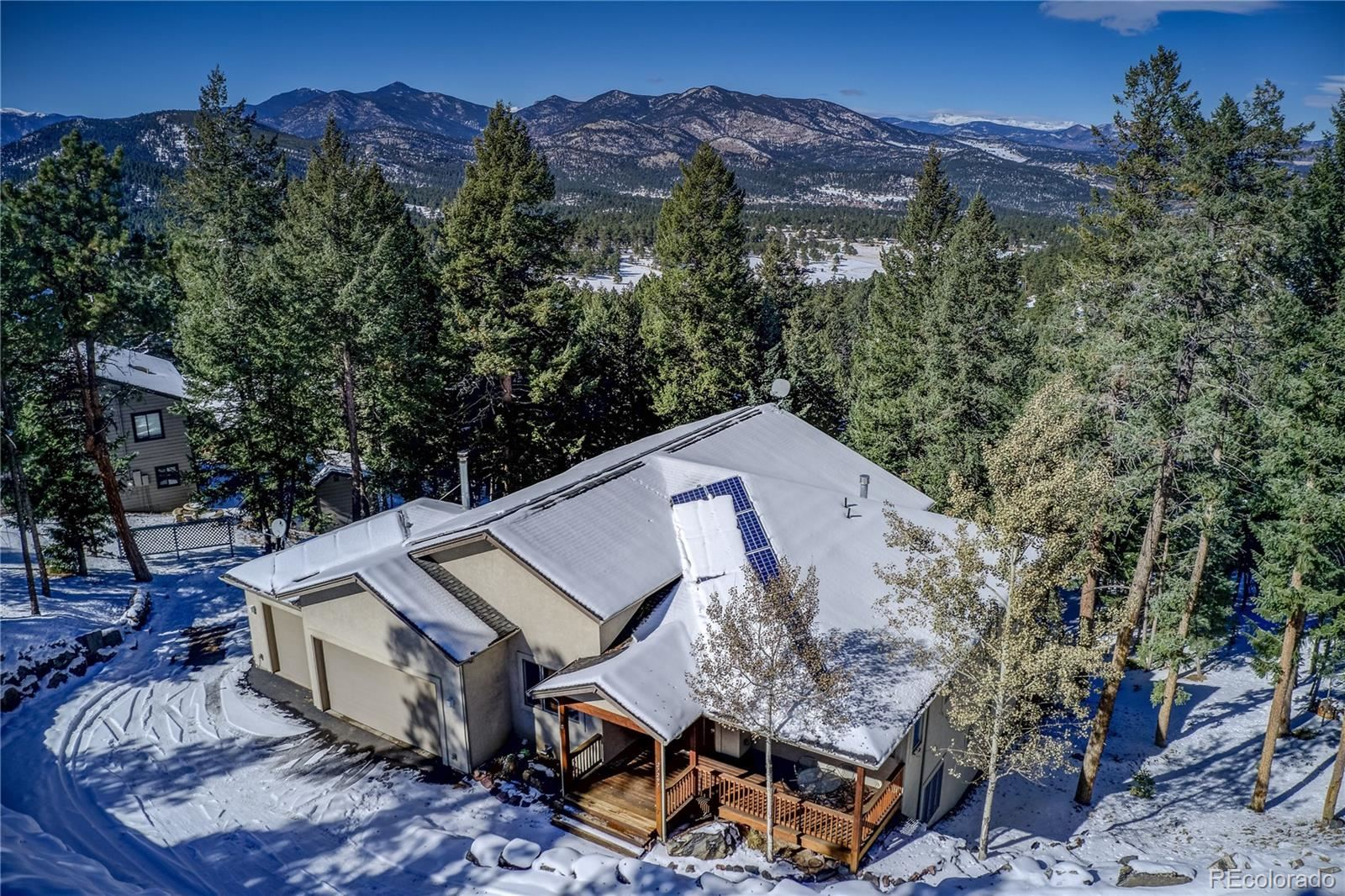 27297  Forest Grove Road, Evergreen, CO 80439 - #: 6911809