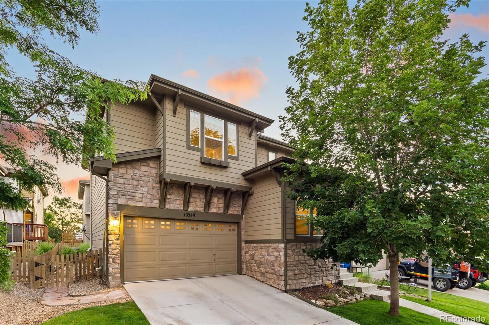 10549 Atwood Circle, Highlands Ranch, CO 80130 - #: 6957809