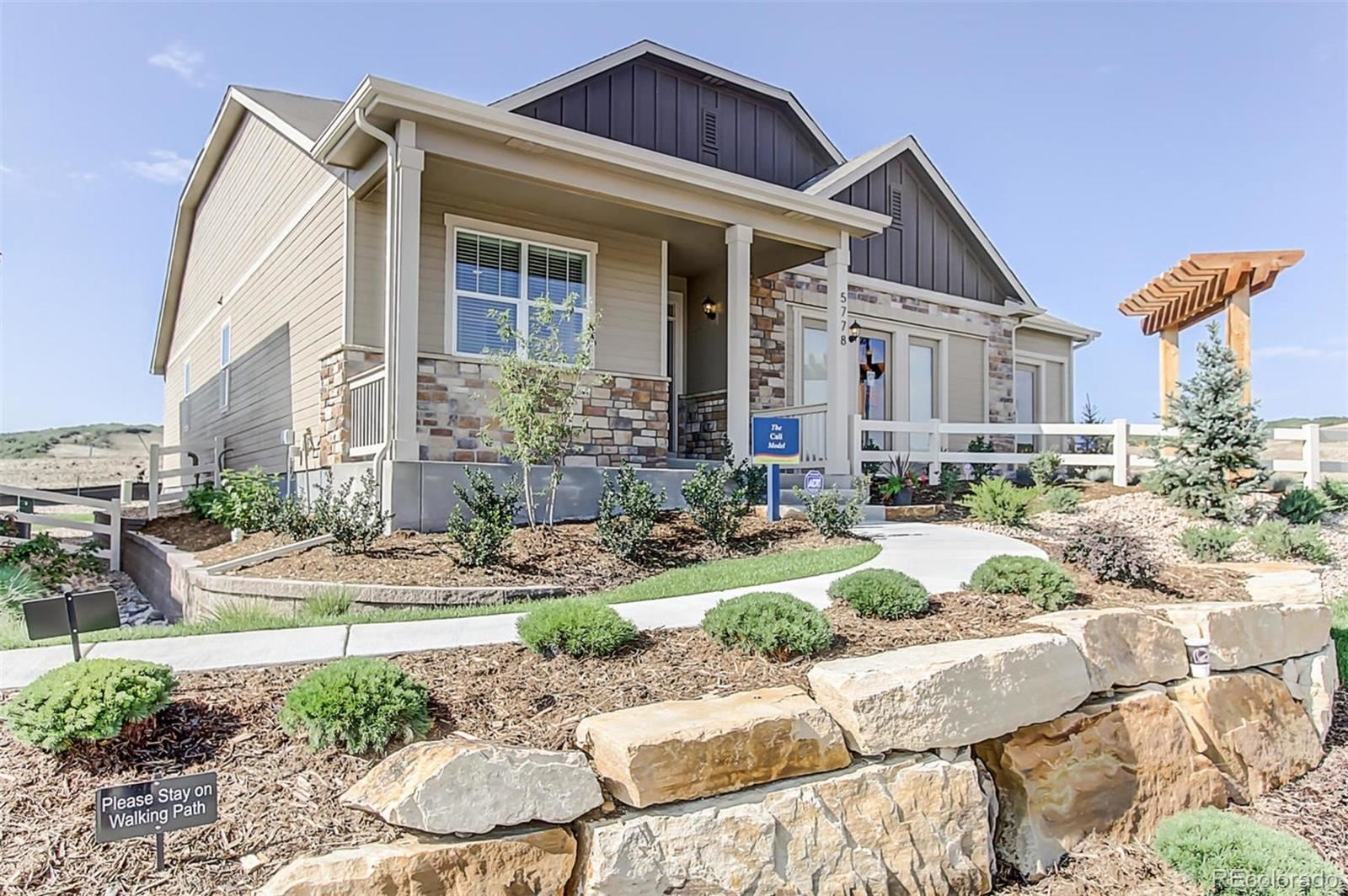5778 High Timber Circle, Castle Rock, CO 80104 - #: 6742813