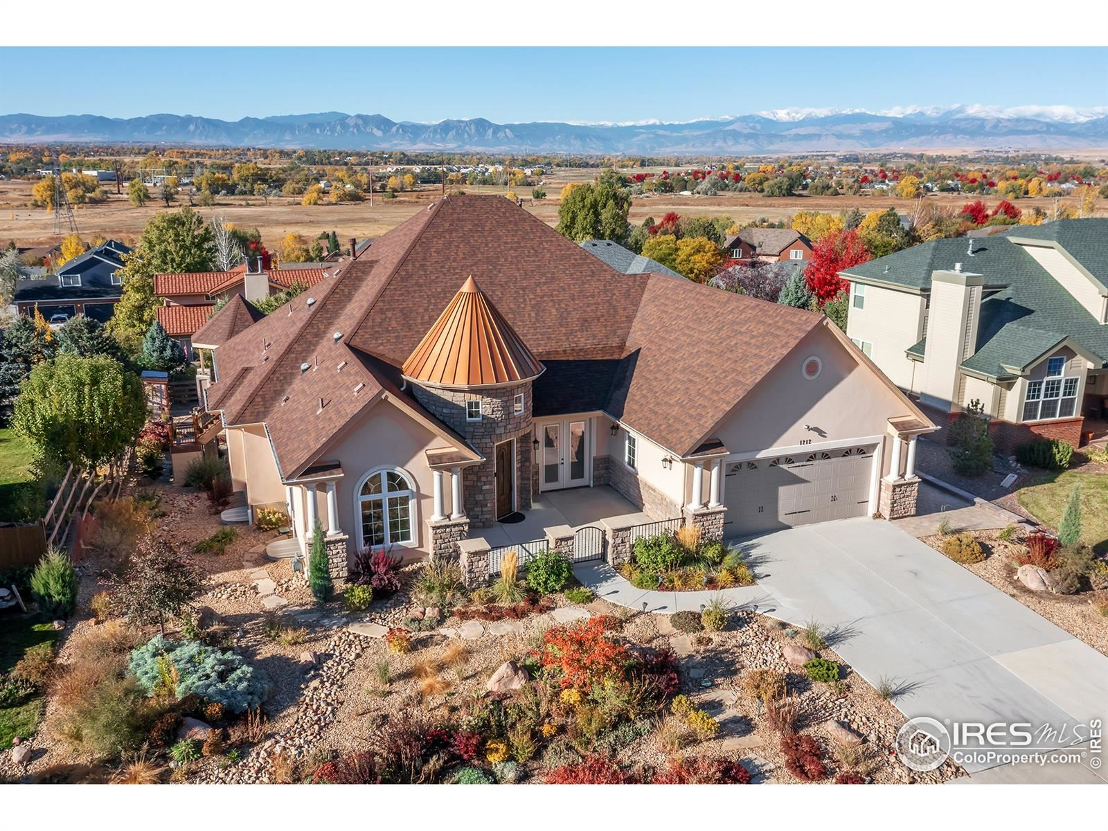 Photo of 1212 Northview Drive, Erie, CO 80516 (MLS # IR953814)
