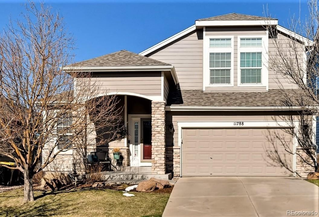 11788  Mill Valley Street, Parker, CO 80138 - #: 3408815